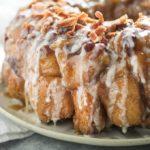 Sweet Cream Bacon Monkey Bread