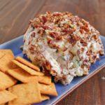 Ham & Pineapple Cheese Ball