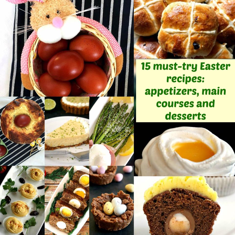 15 Must-Try Easter Recipes