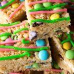 No-Bake Easter Rice Krispie Treats