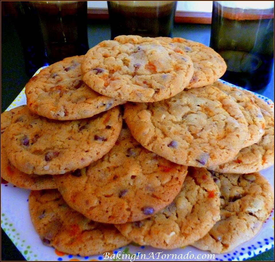 Crunchy Peanut Butter Surprise Cookies