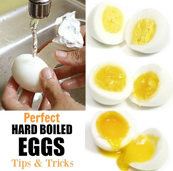 How to Make Perfect Soft and Hard Boiled Eggs