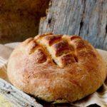 Bauernbrot,  German Farmer-Style Bread