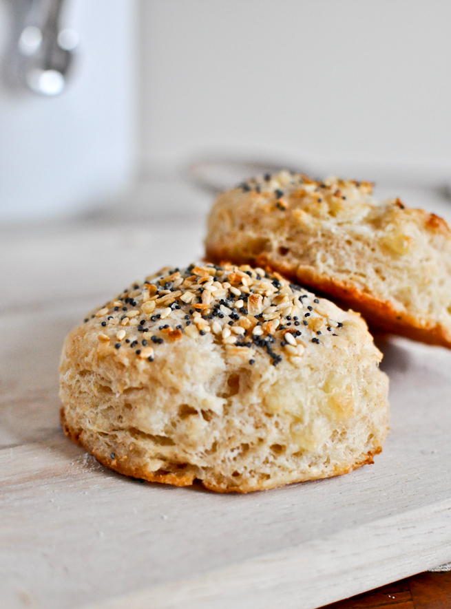 Everything Fontina Biscuits