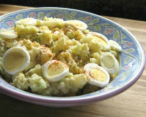 Family Favorite Potato Salad