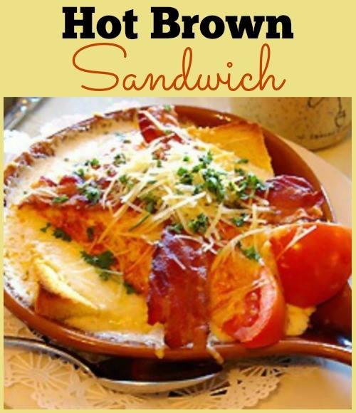 Hot Brown Sandwich Recipe ~ A Kentucky Derby Tradition