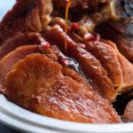 Pomegranate Maple Ham