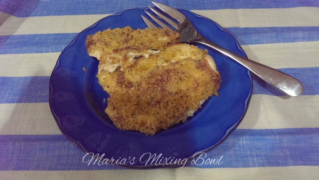 Melt In Your Mouth Parmesan Chicken