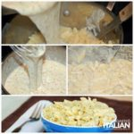 Super Simple Mac & Cheese Italian Style