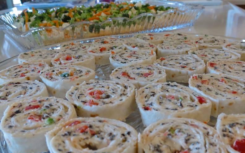 Cream Cheese Ranch Roll Ups