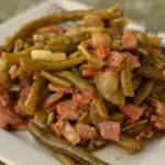 Easy Southern Style Green Beans