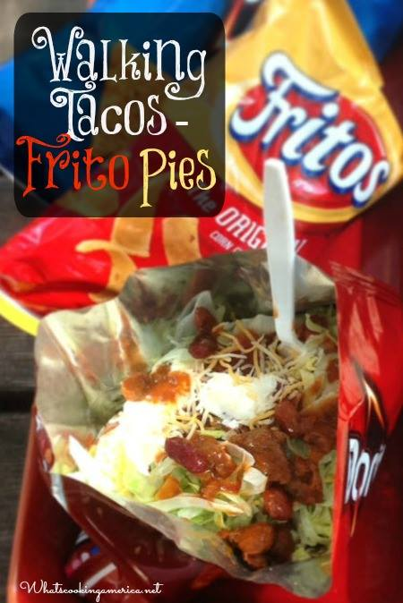 Taco Salad-In-A Bag
