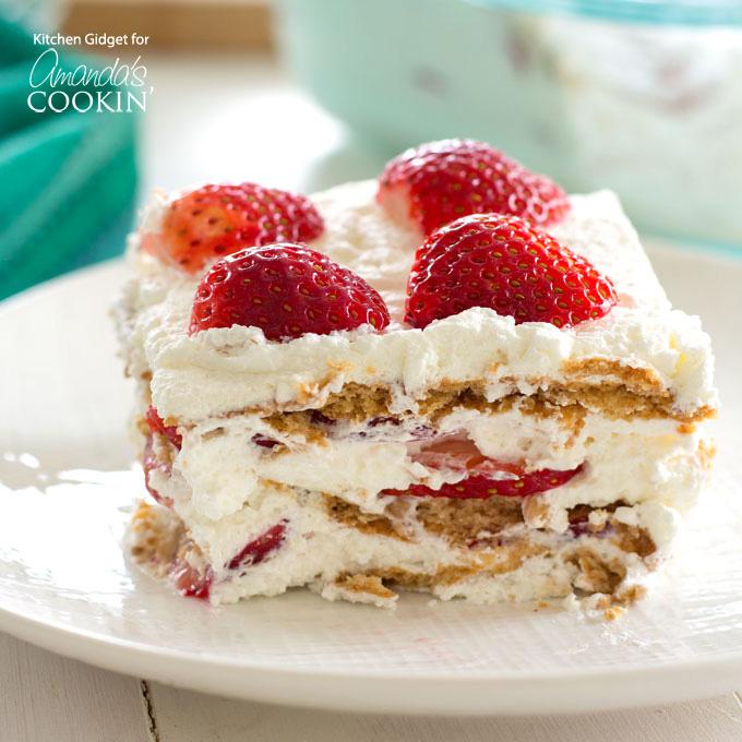 Strawberry Pound Cake From Box