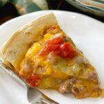 Mexican Pizza Casserole