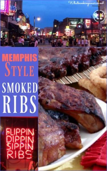 Memphis-Style Smoked Spareribs Recipe