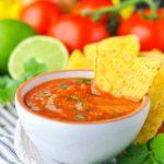 5-Minute Homemade Salsa