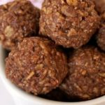 Rice Krispies Peanut Butter Balls