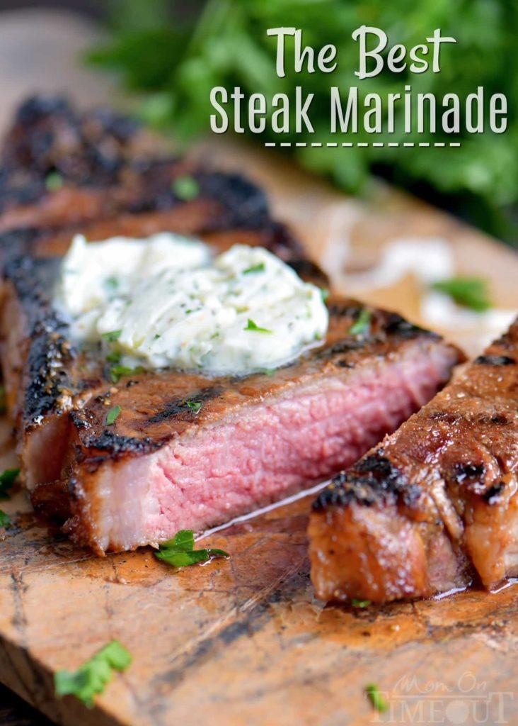 The Best Steak Marinade