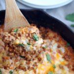 Cheesy Taco Skillet Dinner