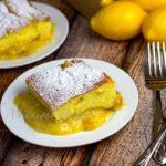 Easy Lemony Desserts