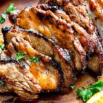 Grilled Cajun Steak