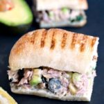 Simple Tuna Salad Sandwich