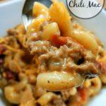 One Pot Chili Mac