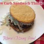 Low Carb Sandwich Thins