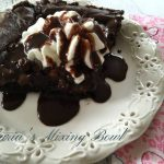 Death By Chocolate Dump Cake