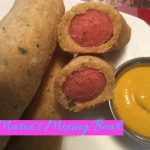 "Low Carb ""Corn"" Dogs"