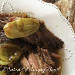 Crazy Good Mississippi Pot Roast