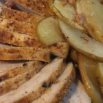 Marinated Smoked Paprika, Herb and Apple Pork Loin