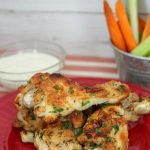 Ranch Instant Pot Chicken Wings