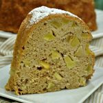 Autumn Apple Cake
