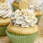 Banana Peanut Butter Cupcakes