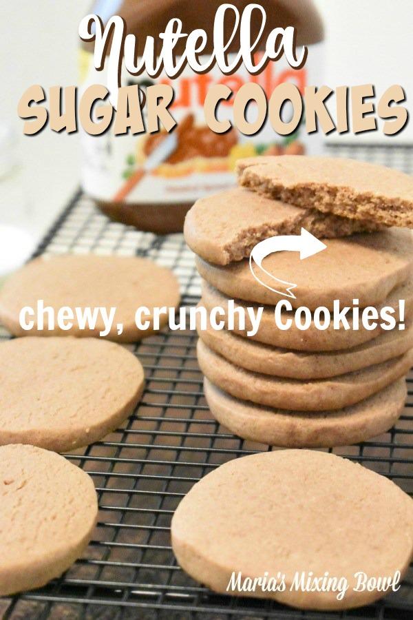 Nutells Cookies
