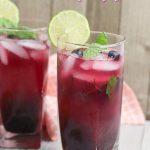 Blueberry Mojjitos