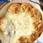 5 Cheese White Pizza Dip