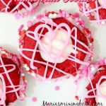 Valentine's Thumbprint Cookies