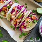 Grilled Shrimp Taco Recipe