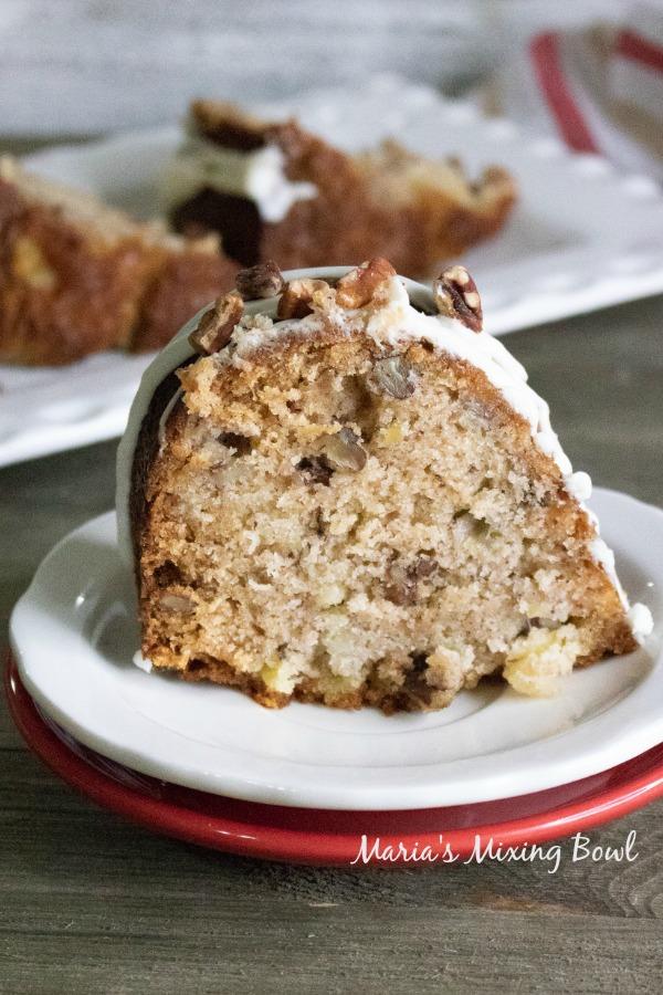 Hummingbird Bundt Cake Recipe