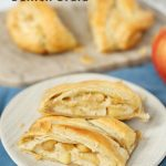 Apple Cream Cheese Danish Braid