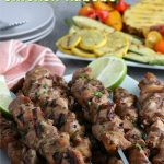 Best Grilled Chicken Kabobs