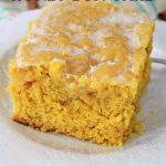 Crockpot Pumpkin Honeybun Cake