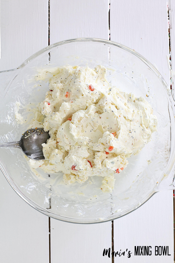ingredients for cheeseball