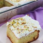 Easy Pistachio Pudding Cake